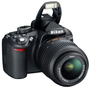 D3100-DSLR camera for photography in Guelph